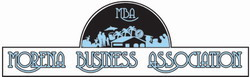 Morena Business Association Logo